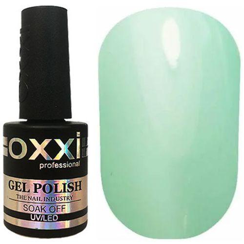 Гель-лак Oxxi №326 (молочно-мятный, эмаль) 10 мл