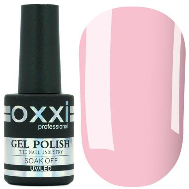 База для гель-лака камуфлирующая Oxxi Cover Base Smart №001 (светло-лилово-розовый) 15 мл
