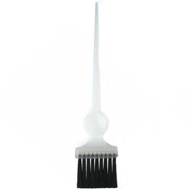 Кисть для окрашивания волос Termix узкая (белый)