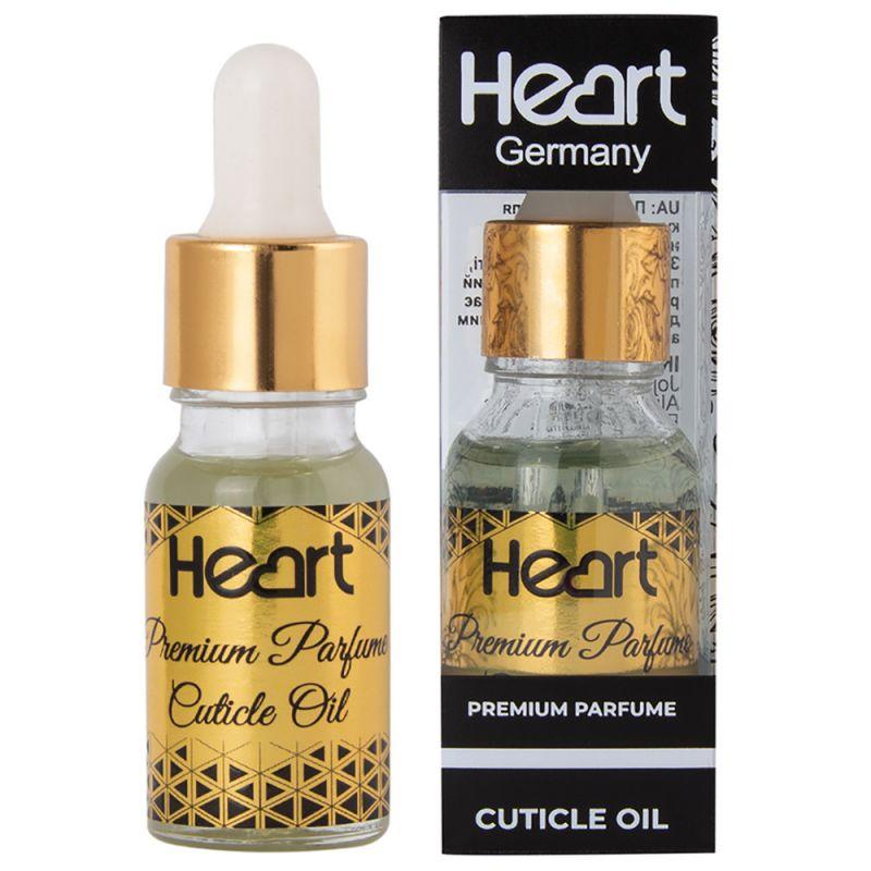Масло для кутикулы Heart Premium Parfum Cuticle Oil Believe Me (парфюмированное) 15 мл