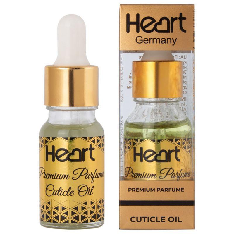 Масло для кутикулы Heart Premium Parfum Cuticle Oil Perfect Life (парфюмированное) 15 мл