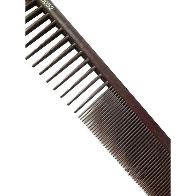 Расческа для стрижки PROline 20.5 см (силиконовая)