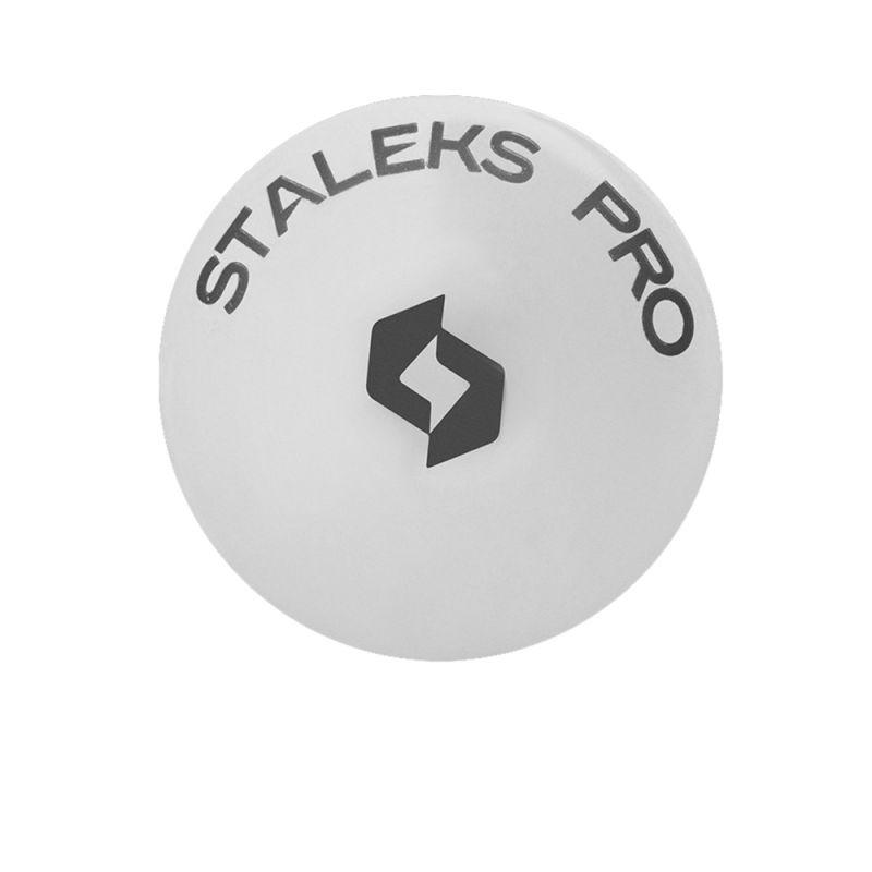 Диск педикюрный со сменным файлом Pododisk Staleks Pro S 15 мм (180 грит, зонтик) 5 штук