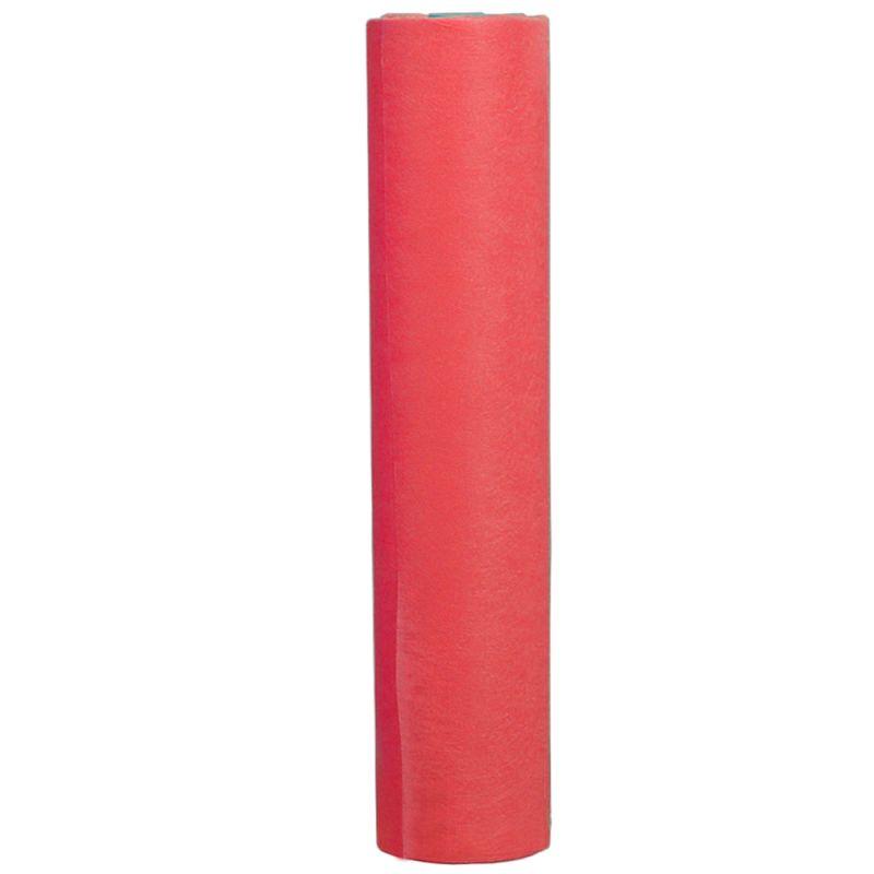 Простыни одноразовые в рулоне Timpa 0.8х100 м 20г/м2 (спанбонд, красный)