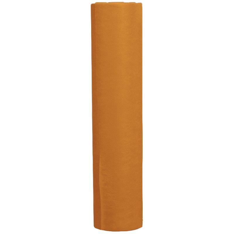 Простыни одноразовые в рулоне Timpa 0.8х100 м 20г/м2 (спанбонд, оранжевый)