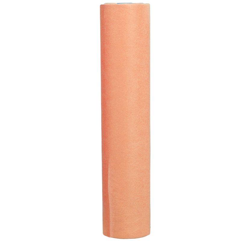 Простыни одноразовые в рулоне Timpa 0.6х100 м 20г/м2 (спанбонд, оранжевый)