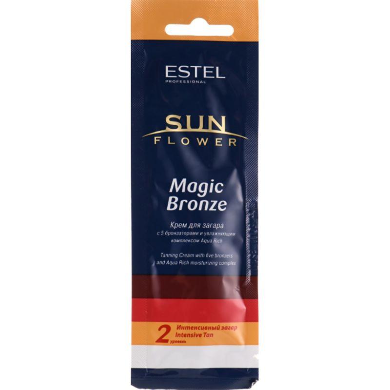 Крем для загара Estel Professional Sun Flower Magic Bronze 15 мл
