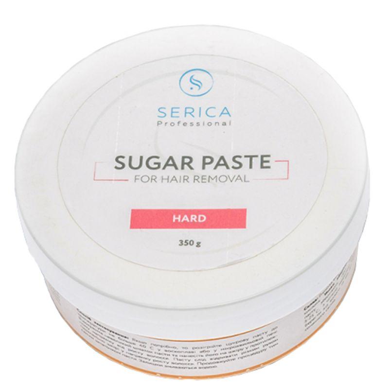 Сахарная паста для депиляции Serica Paste For Hair Removal Hard (твердая) 350 г