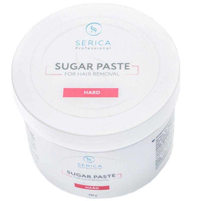 Сахарная паста для депиляции Serica Paste For Hair Removal Hard (твердая) 750 г