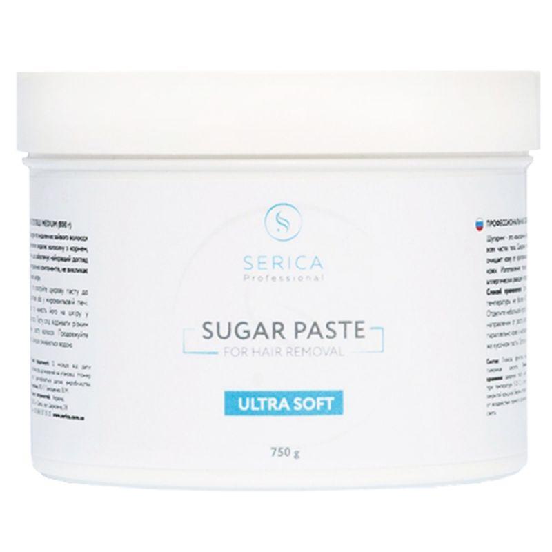 Сахарная паста для депиляции Serica Paste For Hair Removal Ultra Soft (ультра мягкая) 750 г