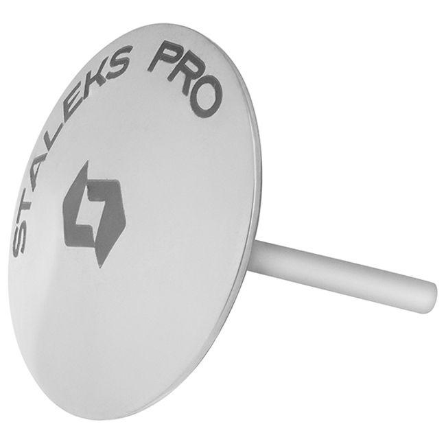 Педикюрный диск Staleks Pro UPDset-25 Pododisc L 25 мм (180 грит) (5 штук)