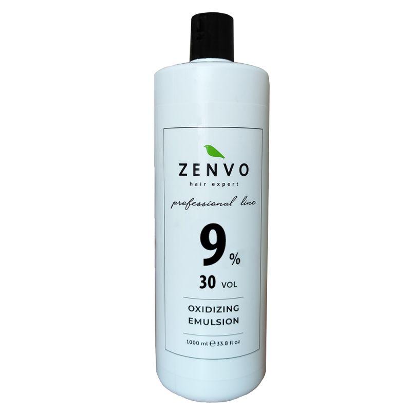 Окислительная эмульсия Zenvo Oxidizing Emulsion 30 Vol 9% 1000 мл